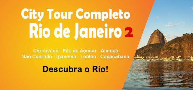 City Tour no Rio de Janeiro #2