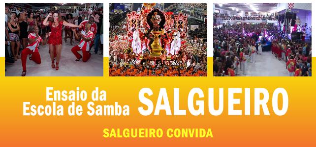 Ensaio Escola de Samba